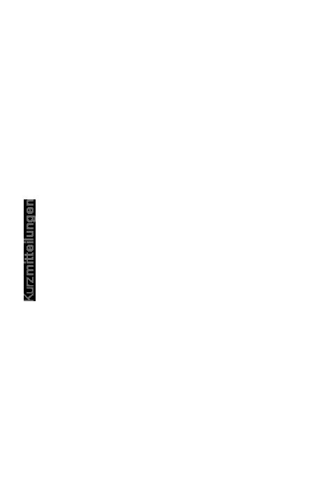 MBM - Kurzmitteilungen